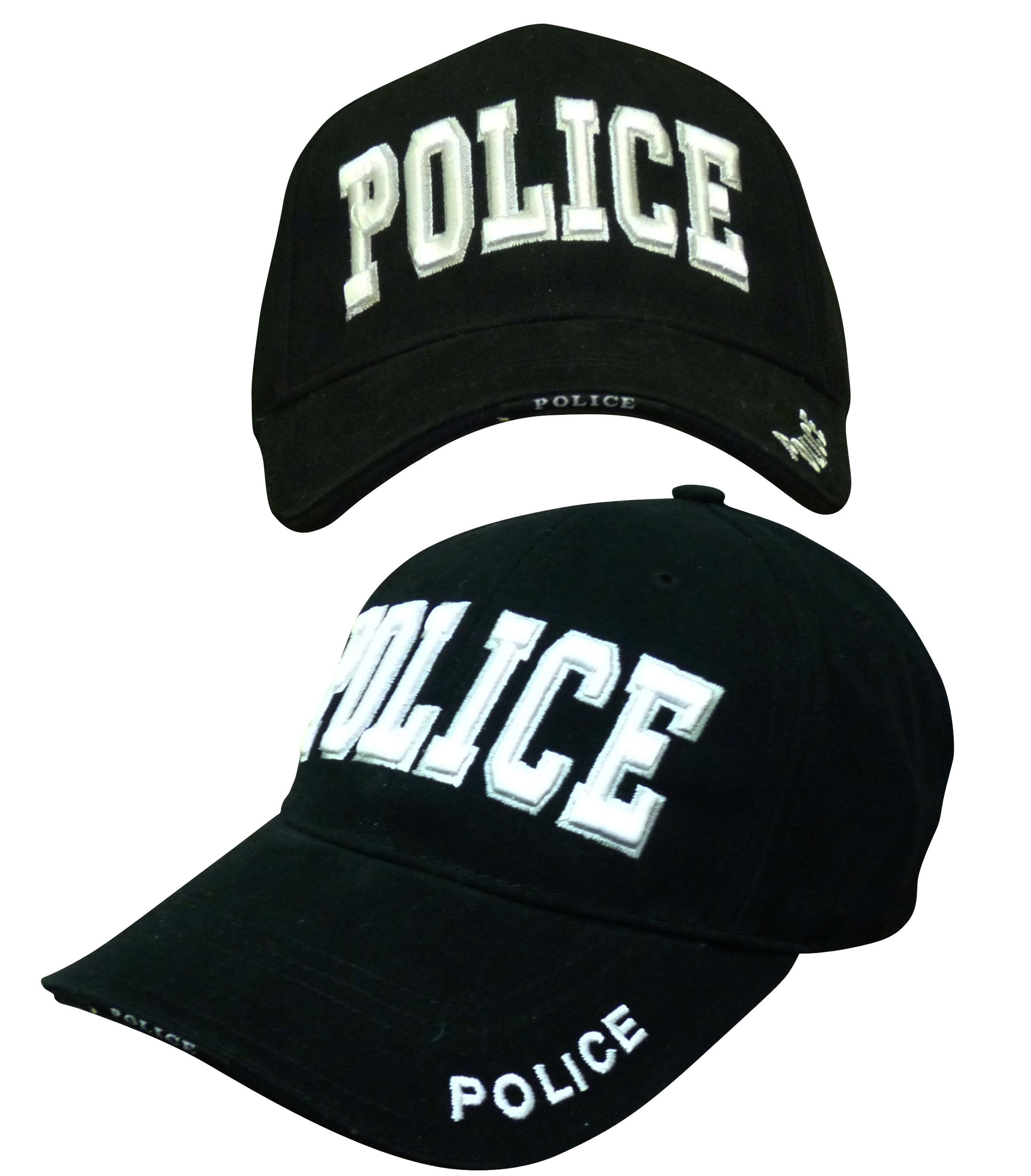 Gorra Police Negra Rothco – Commander  0a35211b622